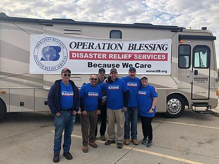 Nebraska Operation Blessing